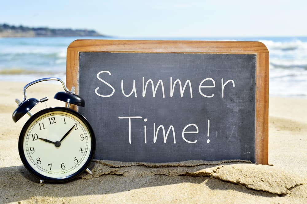Summer Time Sign