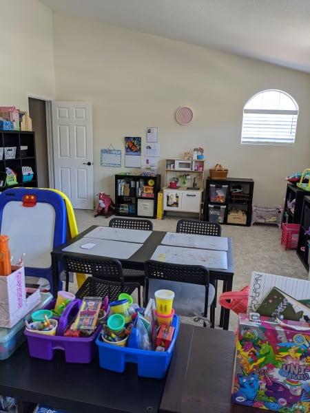 larger playroom
